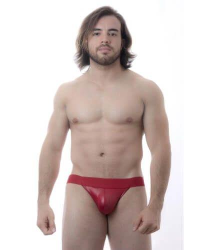 Jock Strap Vermelha Cirre (js009)