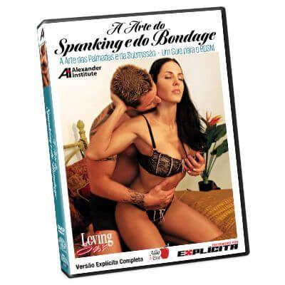 DVD - A Arte do Spanking e do Bondage (ls021)