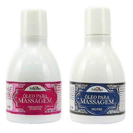 Óleo para Massagem Hot Flowers