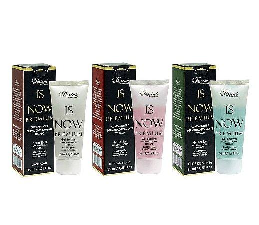 Is Now Premium - Gel Comestível