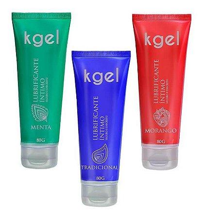 Lubrificante Íntimo KGEL 80 G