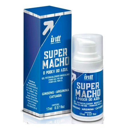 Super Macho Gel - 15ml
