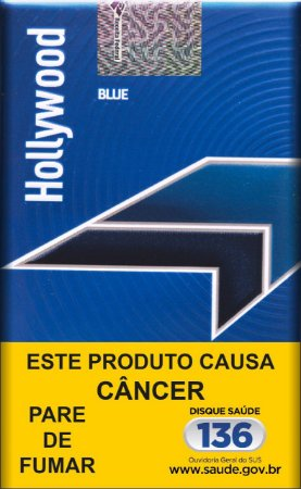 CIGARRO HOLLYWOOD BLUE