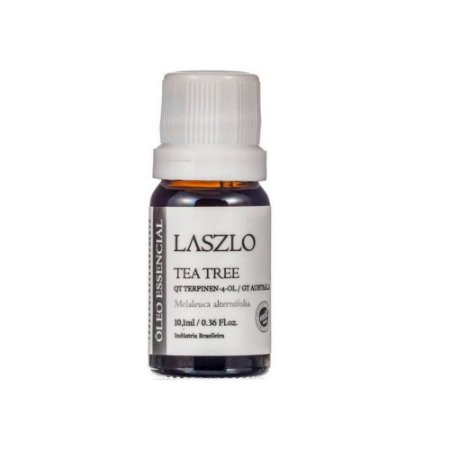 Laszlo Óleo Essencial Tea Tree (Qt Terpinen-4-Ol/Gt Austrália) 10,1ml