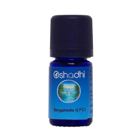 Oshadhi Óleo Essencial de Bergamota Orgânico LFC 5ml