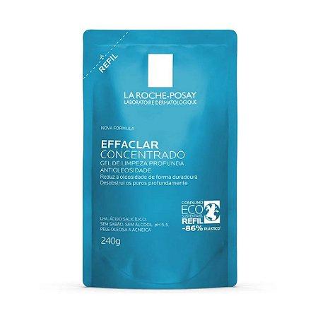 La Roche-Posay Refil Gel De Limpeza Effaclar Concentrado 240g
