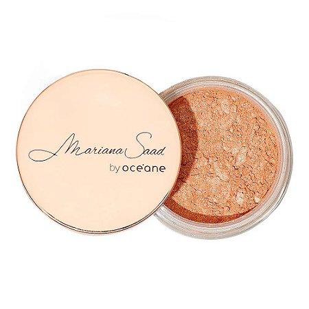 Mariana Saad By Océane Pó Iluminador Skin Shine Rose Gold