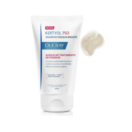 Ducray Kertyol P.S.O. Shampoo Reequilibrante 100ml