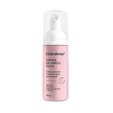 Hidrabene Espuma de Limpeza Facial 50ml