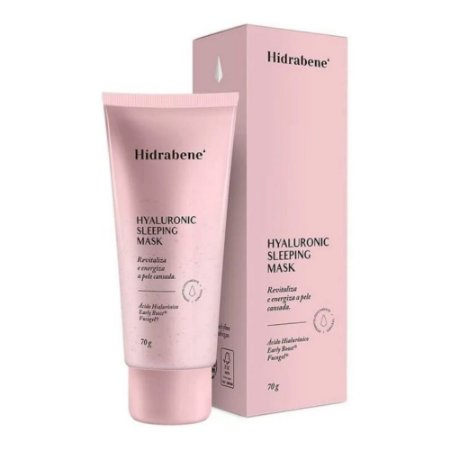 Hidrabene Hyaluronic Sleeping Mask 70g