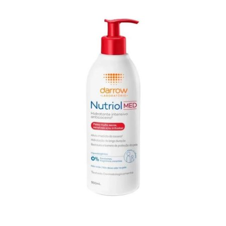 Darrow Nutriol Med Hidratante Intensivo 500ml