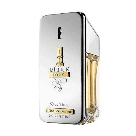 Paco Rabanne 1 Million Lucky Perfume Masculino Eau de Toilette 50ml