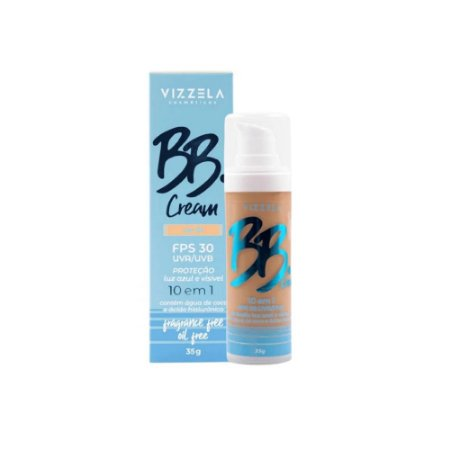Vizzela Base BB Cream Cor 3 FPS 30 35g