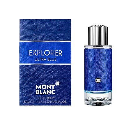 Montblanc Explorer Ultra Blue Perfume Masculino Eau de Parfum 30ml