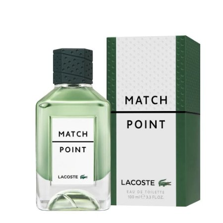 Lacoste Match Point Perfume Masculino EDT 100ml