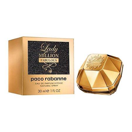 Paco Rabanne Perfume Lady Million Fabulous Feminino EDP 30ml