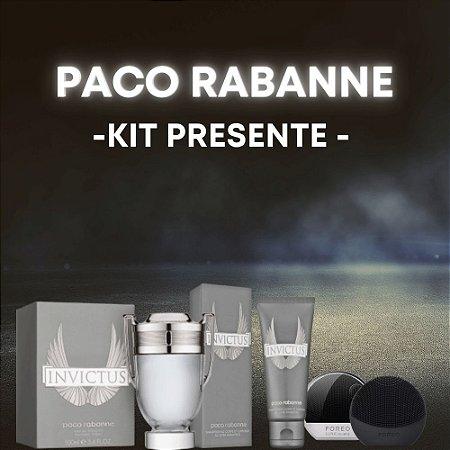 Paco Rabanne Invictus Kit Presente Masculino