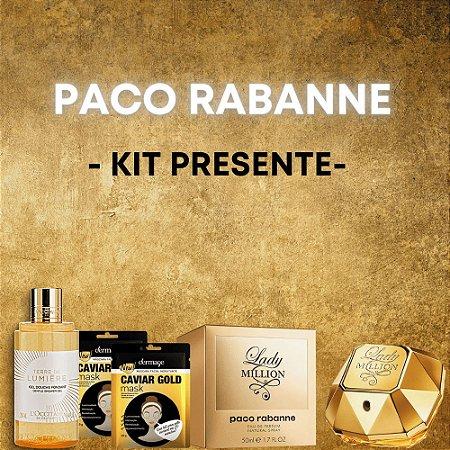 Paco Rabanne Lady Million Kit Presente Feminino