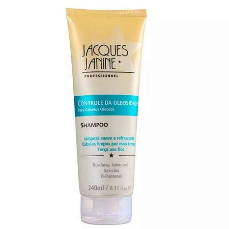 Jacques Janine Shampoo Controle Da Oleosidade 240ml