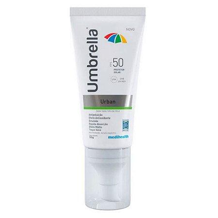 Umbrella Protetor Solar Perfect Skin Urban FPS50 50g