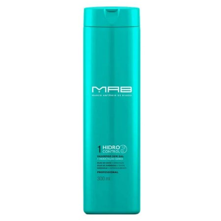 MAB Shampoo Biaggi Hidro Control Long & Force 300ml