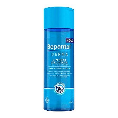 Bepantol Gel De Limpeza Facial Diário 200ml