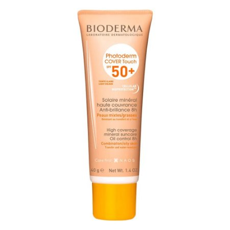 Bioderma Photoderm Cover Touch Claro Fps50+ 40g