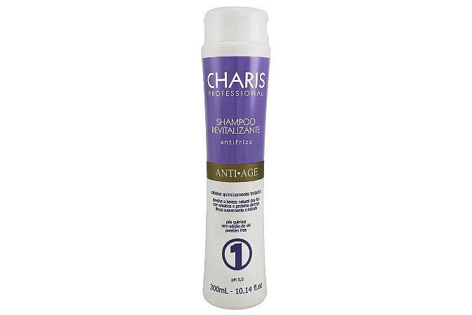 Charis Shampoo Revitalizante Anti Age 300ml