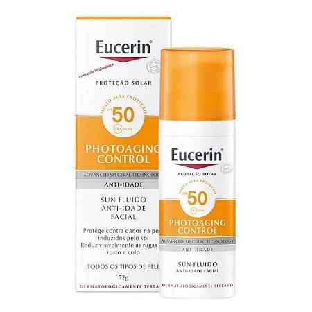 Eucerin Anti-Idade Fps50 50ml
