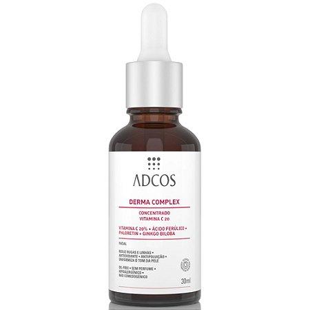 Adcos Derma Complex Concentrado Vitamina C20 30ml