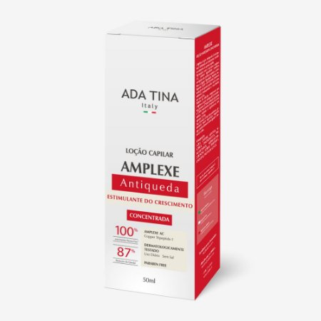 Ada Tina Loção Amplexe Antiqueda 50ml