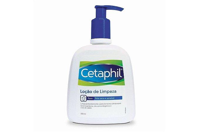 Galderma Cetaphil Loção De Limpeza 300ml