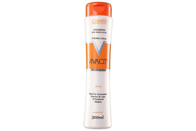 Charis Shampoo Blond Vivacity 300ml