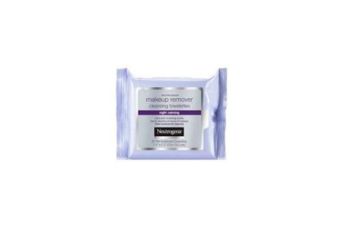 Neutrogena Night Calming Len?o Demaquilante 25Un