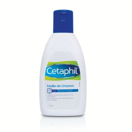 Galderma Cetaphil Loção De Limpeza 120ml