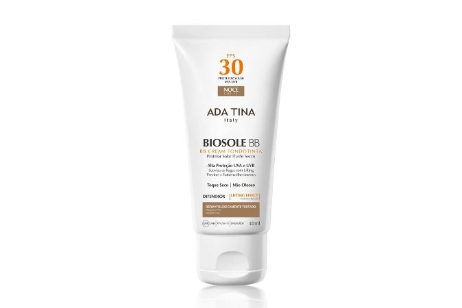 Ada Tina Biosole BB Cream FPS30 Noce 40ml