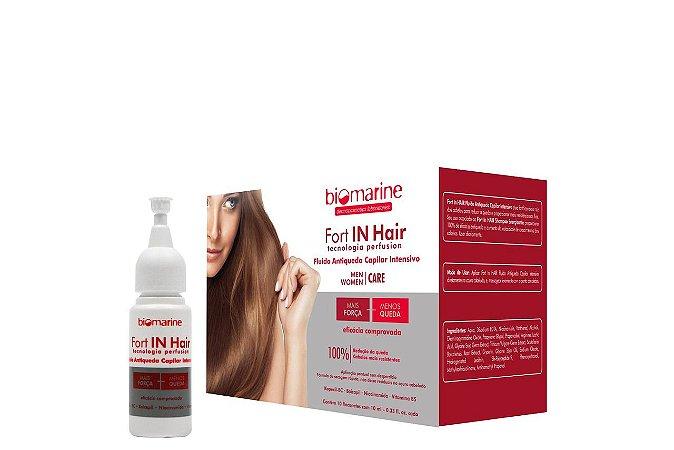 Biomarine Fort In Hair Fluído Antiqueda Intensivo 10ml