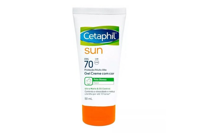 Cetaphil Sun FPS70 com Cor 50ml