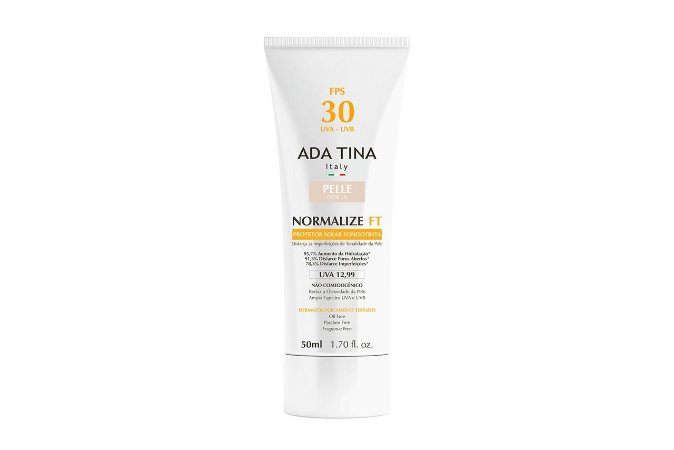 Ada Tina Normalize Ft Pelle FPS 30 Cor 20 50ml