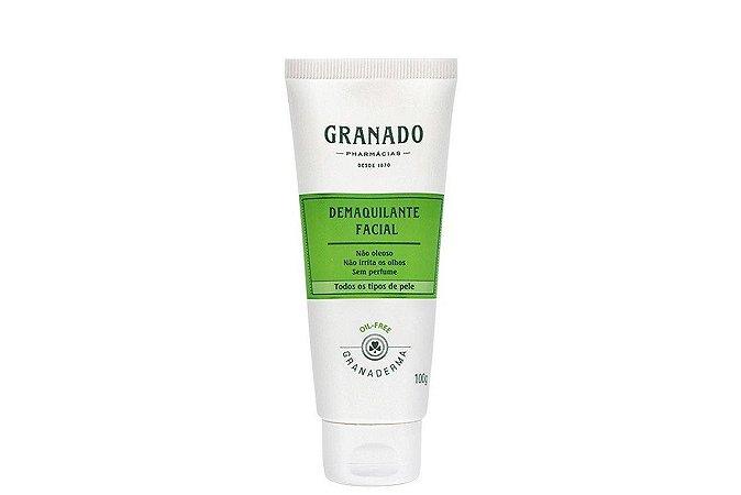Granado Granaderma Demaquilante Facial 100g