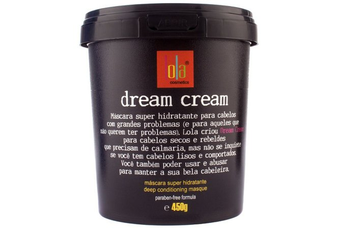 Lola Cosmetics Dream Cream 450g