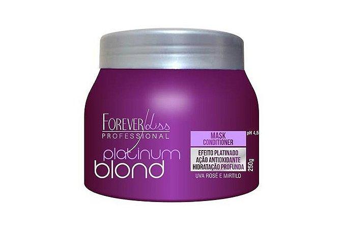 Forever Liss Liss Platinum Blond Máscara Matizadora 250g