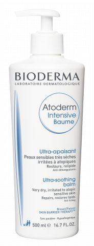 Bioderma Atoderm Intensive Baume 500ml