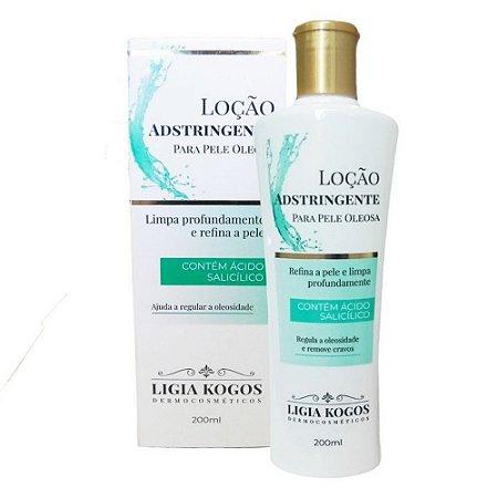 Ligia Kogos Locao Adstringente Pele Oleosa / Mista 200ml