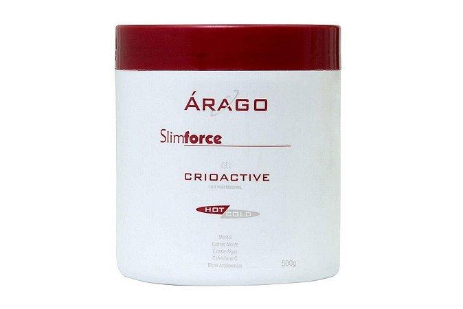 Arago Gel Crioactive Slim Force 500g