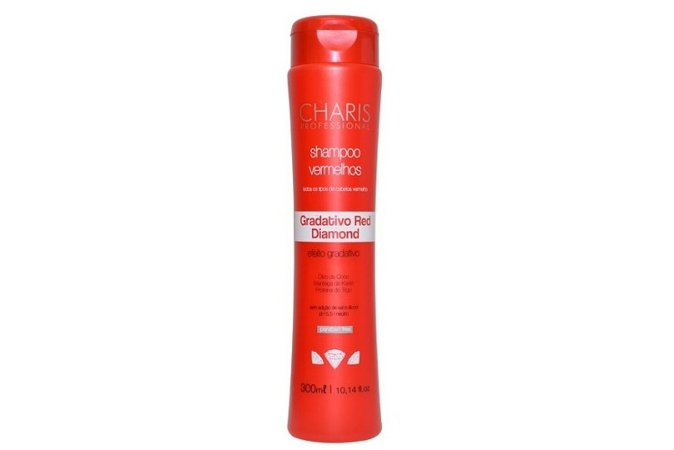 Charis Red Diamond Shampoo 300ml