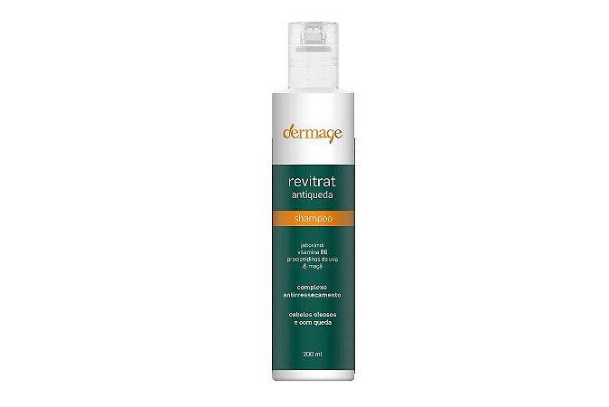 Dermage Revitrat Antiqueda Shampoo 200ml