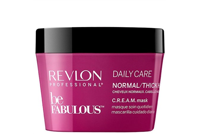 Revlon BeFabulous Daily Care Normal/Thick Hair Másc. 200ml