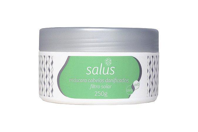 Salus Cosmeticos Máscara Prot. Total C/ Filtro Uva/Uvb 250g