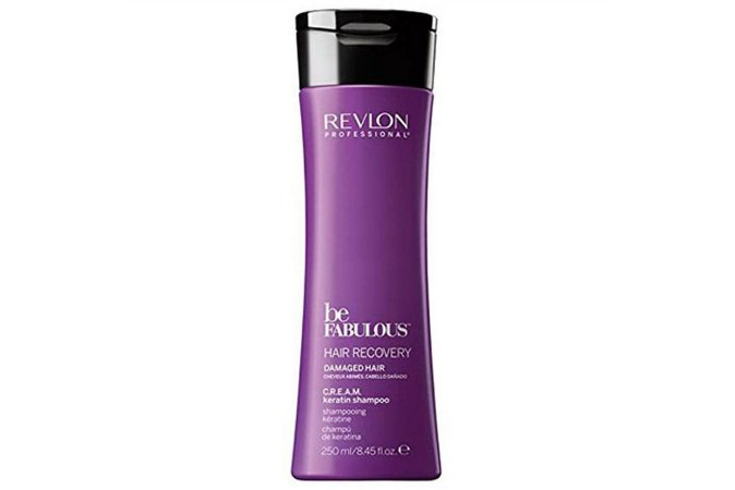 Revlon BeFabulous Shampoo Hair Recovery Damaged 250ml